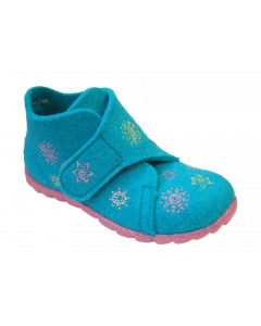 Superfit Snowflake Slippers