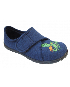 Superfit Blue Dragon Slippers