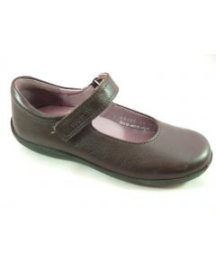 Superfit Rebecca Brown Leather School Shoes