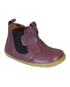 Bobux Step-Up Jodhpur Plum