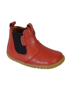 Bobux Step Up Jodhpur Red