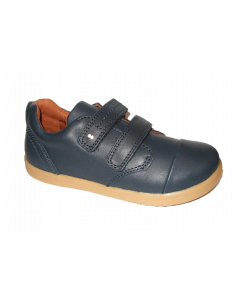Bobux Kid+ Port Navy Leather Shoes