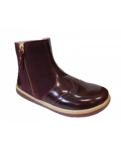 Bobux Kid+ Shimmer Ankle Boots