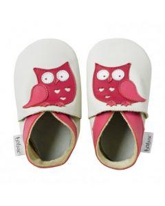 Bobux Milk Owl Soft Sole