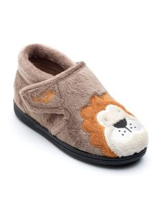 Chipmunks Lion Slippers