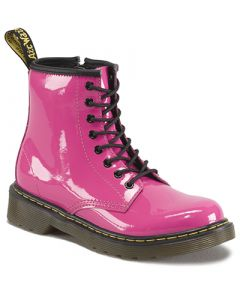 Dr. Martens Delaney Patent Boots