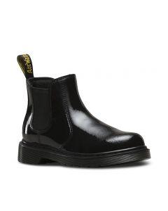 Dr. Martens Banzai Black Patent Boots
