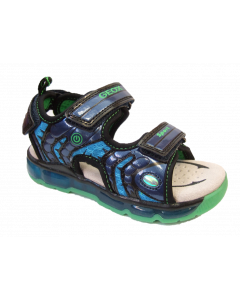 Geox Android Light -Up Sandals