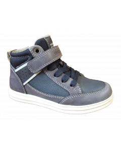 Geox Anthor Leather Hi-Top