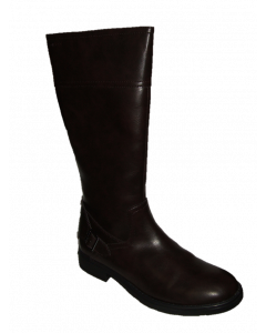 Geox Sofia Tall Brown Boots