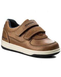 Geox Flick Leather Shoes