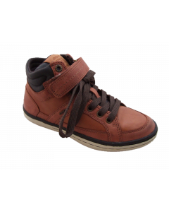 Geox Garcia Leather Hi-Tops