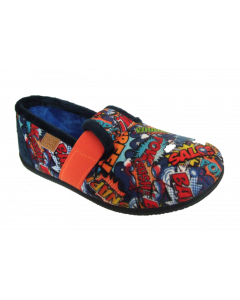 Gioseppo Comic Slippers