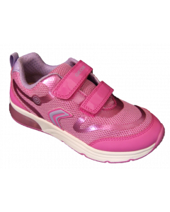 Geox Spaceclub Light-Up Trainers