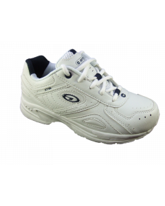 HI-TEC XT115 White Lace Trainer
