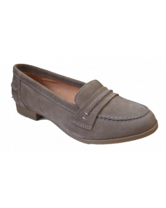 Hush Puppy Cathcart Knightsbridge Ladies Suede Loafer