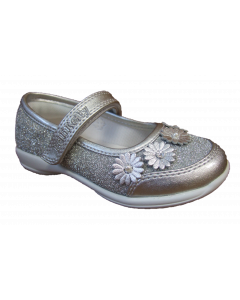 Lelli Kelly Isa Silver Shoes