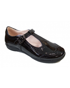 Lelli Kelly Jennette Patent Leather School Shoes