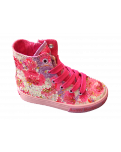 Lelli Kelly Lilla Hi-top