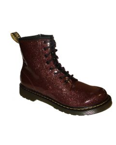 Dr. Martens 1460 Youth Rose Brown Glitter