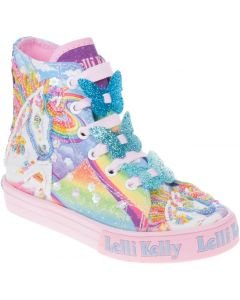 Lelli Kelly Unicorn Hi-Top